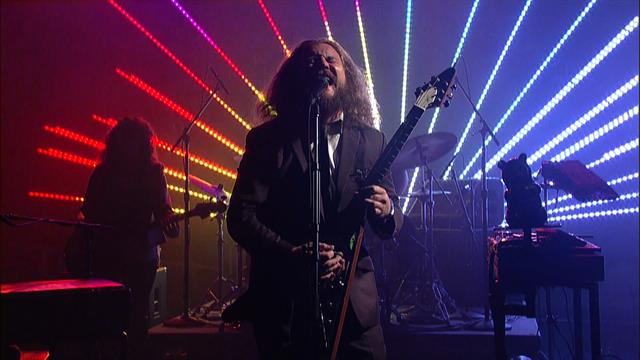 David Letterman - Jim James: