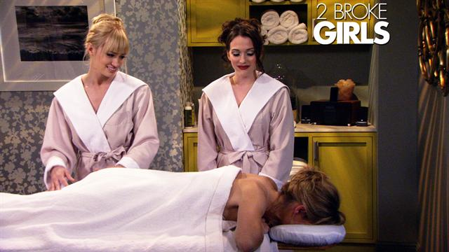 2 Broke Girls - You Can't Do this