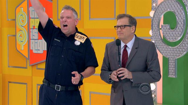 The Price is Right  - Salute to Firefighters