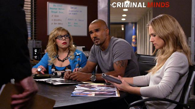 Criminal Minds - Inside Job