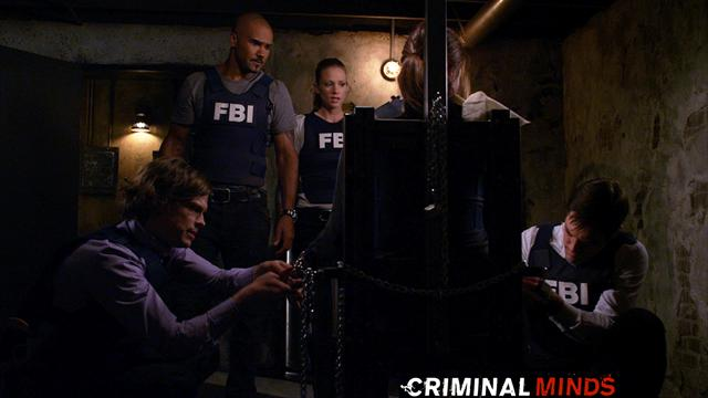 Criminal Minds - Hang In There