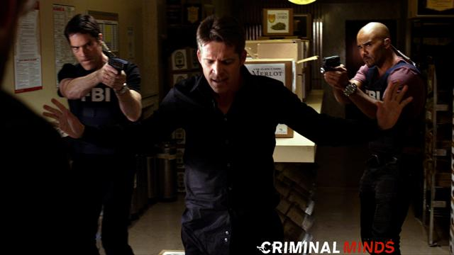 Criminal Minds - What Did You Do?