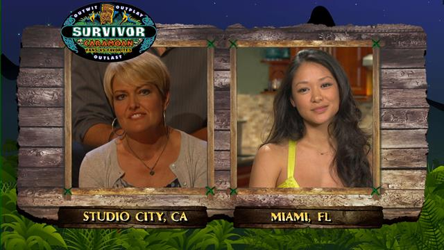 Survivor: Caramoan - Old Friends Reunite