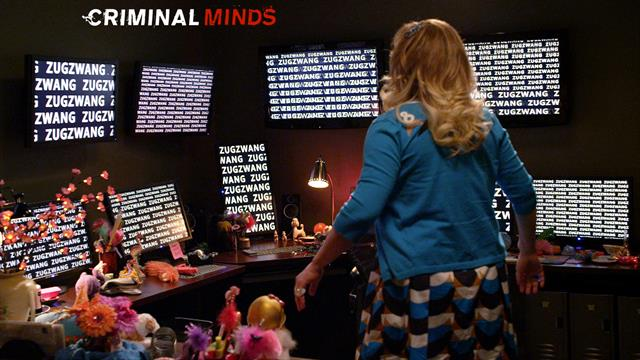 Criminal Minds - Zugzwang