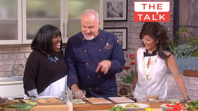 The Talk - Guilt-Free Comfort Food