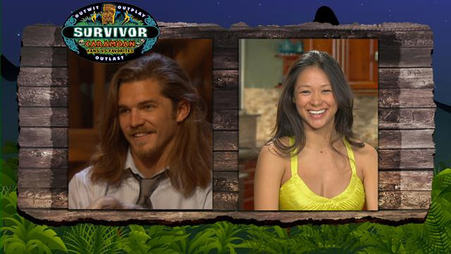 Survivor: Caramoan - Sprint Fan Favorite