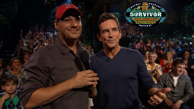 Survivor: Caramoan - Polarizing Figure