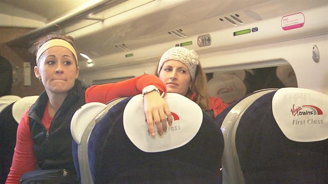 The Amazing Race - Missing the Train
