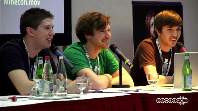 The Genius that is Hat Films – MineCon 2012 – 2MineCraft.com