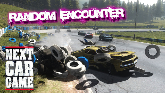 Next Car Game - Random Encounter