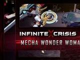 Infinite Crisis - Mecha Wonder Woman - Champion Profile