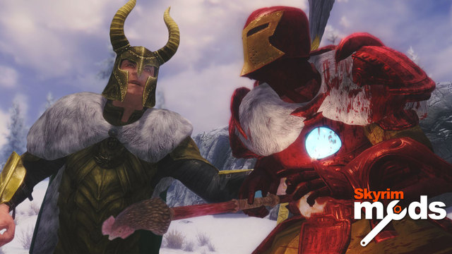 Top 5 Skyrim Mods of the Week - Avengers of Skyrim!
