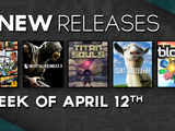 Mortal Kombat X, Grand Theft Auto V for PC, Titan Souls, Goats - New Releases