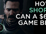 How Short Can a $60 Game Be?