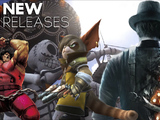 Wildstar, Murdered Soul Suspect, COD DLC - New Releases