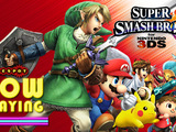 Super Smash Bros. for 3DS - Now Playing