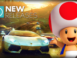 The Crew, Captain Toad: Treasure Tracker - New Releases