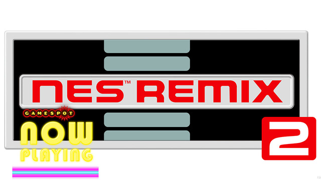 NES Remix 2 - Now Playing
