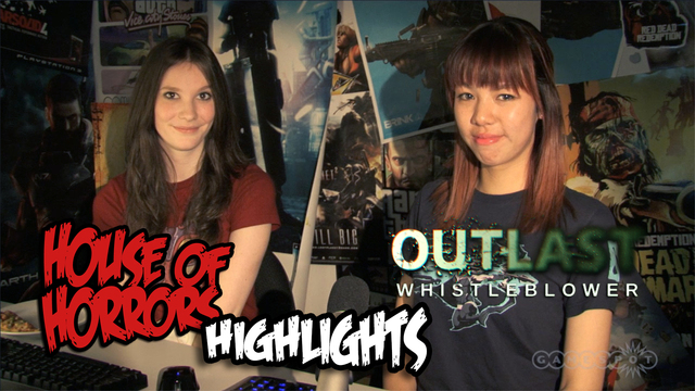 Naked Killers And Twisted Prisoners In Outlast: Whistleblower! - House of Horrors Highlights