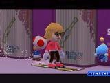 Mario & Sonic at the Sochi Winter Games - Biathlon Gameplay