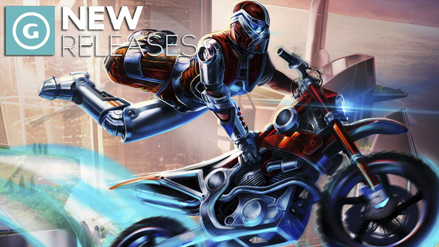 Trials Fusion, Fifa World Cup Brazil and Wargame: Red Dragon - New Releases