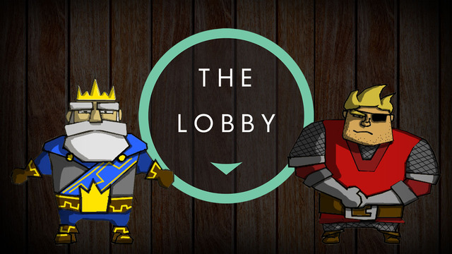 Cannon Brawl, GOTY Update - The Lobby