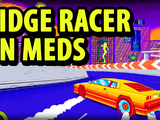 Drift Racer is Ridge Racer on Meds - The MIX at GDC 2015