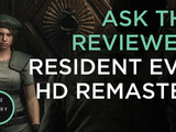 Ask The Reviewer: Resident Evil HD Remaster - The Lobby