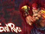 Evil Ryu Balance Changes - Ultra Street Fighter IV Gameplay Demo