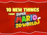 Super Mario 3D World - 10 New Things in Super Mario 3D World