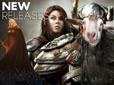 The Elder Scrolls Online, Age of Wonders III, Goat Simulator - New Releases