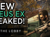 Deus Ex: Mankind Divided Leaked - The Lobby