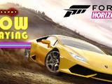 Forza Horizon 2 - Now Playing