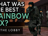 What's the Best Rainbow Six Game? - The Lobby