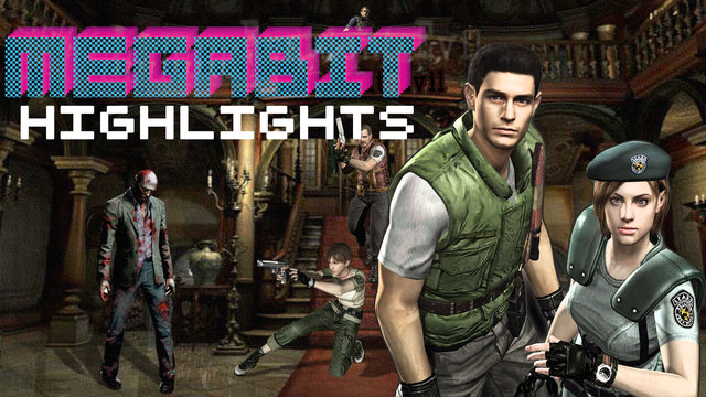 Resident Evil Highlights - MEGABIT