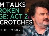 Tim Schafer Talks Broken Age And Crotches - The Lobby