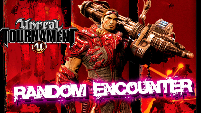 Unreal Tournament III Highlights - Random Encounter