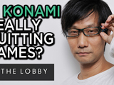 Is Konami Really Quitting Games? - The Lobby