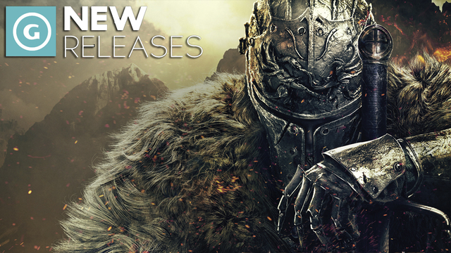 Dark Souls DLC, Oddworld, The Walking Dead and Gods Will Be Watching - New Releases