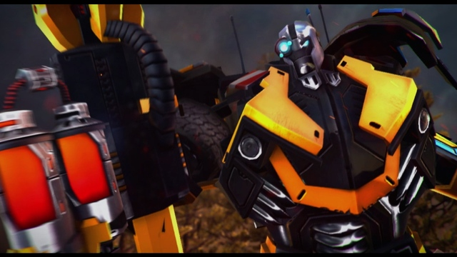 Transformers Universe - Test Your Metal Trailer