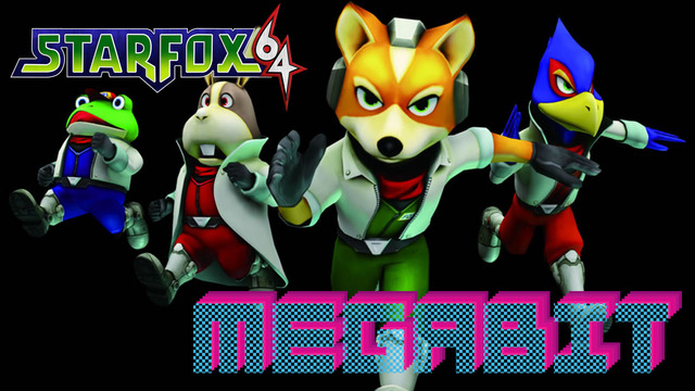 Star Fox 64 - Megabit