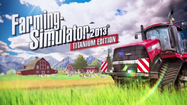 Farming Simulator 2013 - Titanium Expansion Trailer