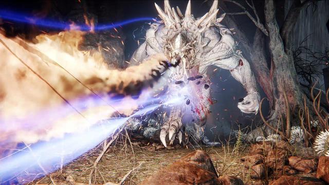 Evolve - Attack on Goliath Multiplayer Gameplay