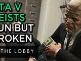 GTA Heists is Fun but Broken - The Lobby