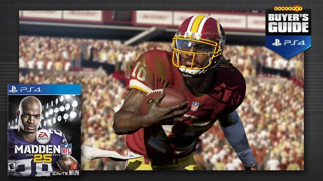 GameSpot's Buyer's Guide - Madden NFL 25