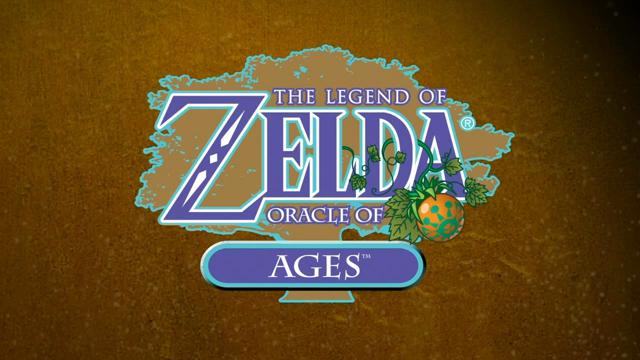 Game Reviews: The Legend of Zelda: Oracle of Ages Nintendo eShop Trailer