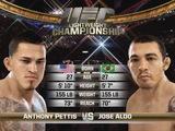 EA SPORTS UFC - Jose Aldo vs. Anthony Pettis