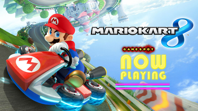 Mario Kart 8 - Now Playing
