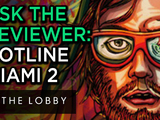 Ask the Reviewer: Hotline Miami 2 - The Lobby