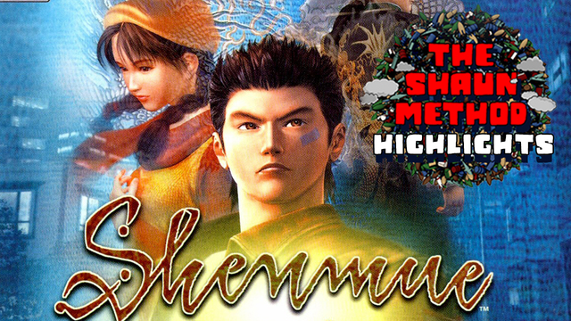 Shenmue (Dreamcast) - The Shaun Method Highlights